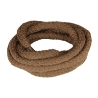 Medium Brown Sport Shoe Laces
