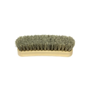 Medium White Shoe Shine Brush
