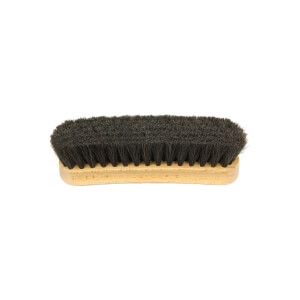Medium Black Shoe Shine Brush