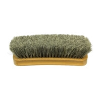 Large White Shoe Shine Brush