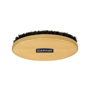 Saphir Black Shoe Cleaning Brush