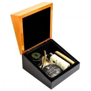 Milan Shoe Shine Kit