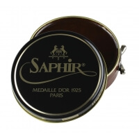 Saphir Medaille d'Or Medium Brown Shoe Polish 100ml