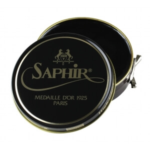 Saphir Medaille d'Or Dark Brown Shoe Polish 100ml