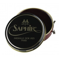 Saphir Medaille d'Or Mahogany Shoe Polish 100ml
