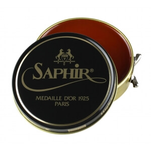 Saphir Medaille d'Or Brandy Shoe Polish 100ml