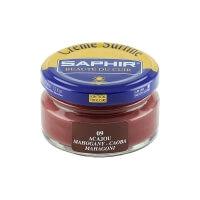 Saphir Mahogany Superfine Shoe Cream