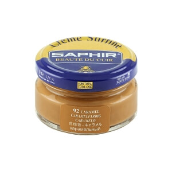 Cirage vert anis SAPHIR - Crème Surfine