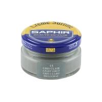 Cirage gris clair SAPHIR - Crème Surfine