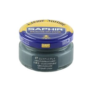 Saphir Elephant Grey Superfine Shoe Cream
