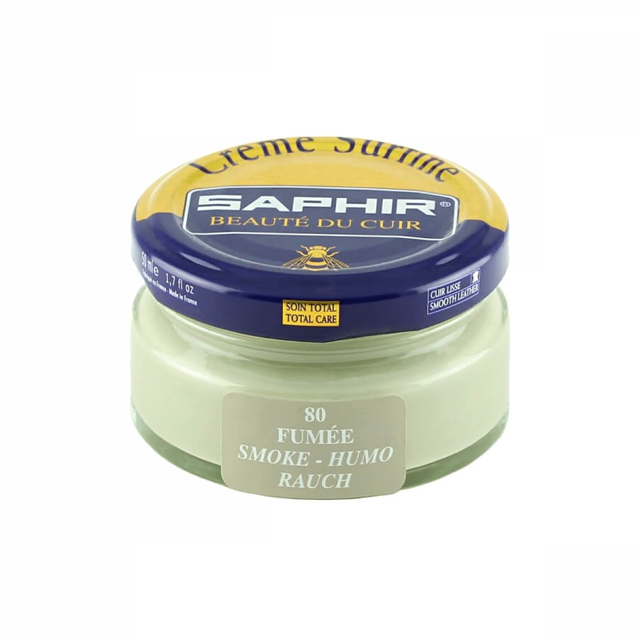 Saphir Smoky Grey Superfine Shoe Cream