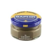 Cirage gris gabardine SAPHIR - Crème Surfine