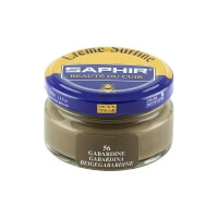Gaberdine Grey Superfine Shoe Cream by Saphir