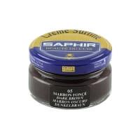 Cirage marron foncé SAPHIR - Crème Surfine