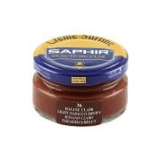 Cirage marron havane clair SAPHIR - Crème Surfine