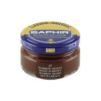 Saphir Medium Brown Superfine Shoe Cream