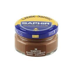 Cirage marron noisette SAPHIR - Crème Surfine