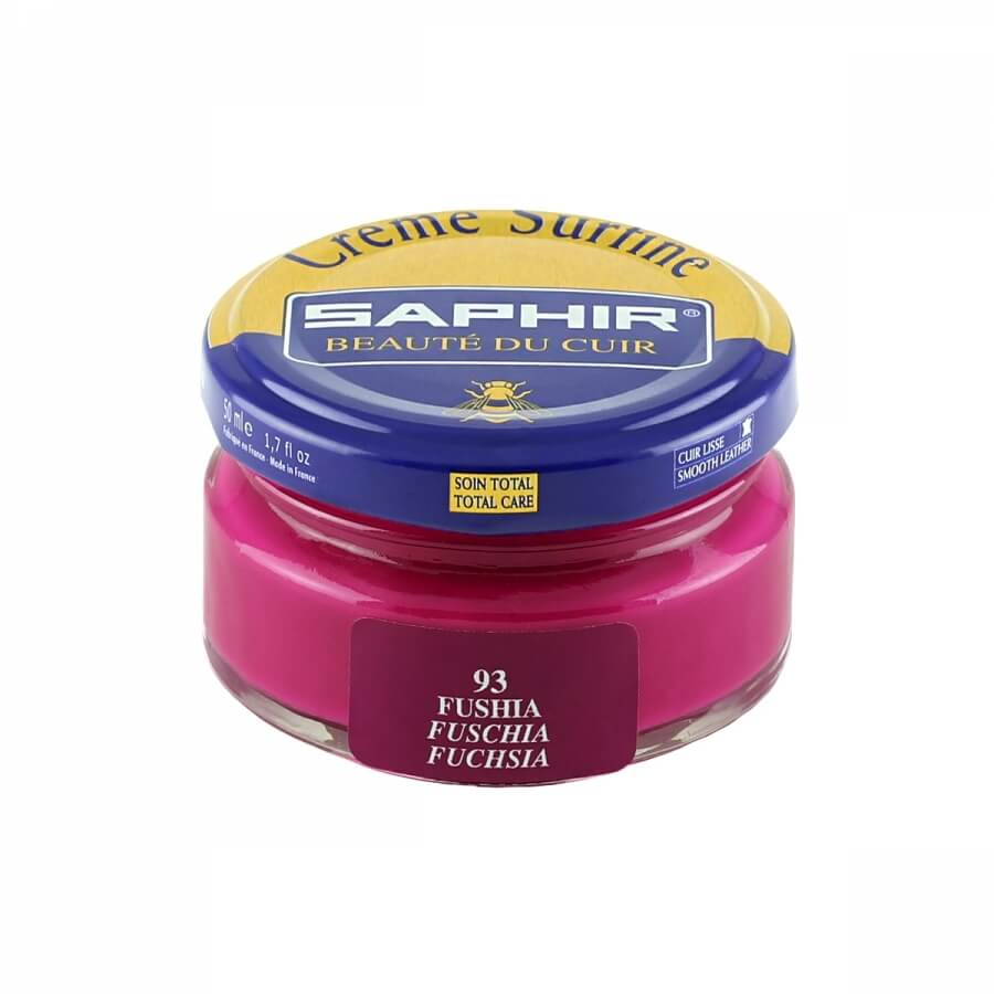 Saphir Fuchsia Superfine Shoe Cream
