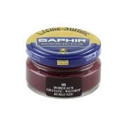 Saphir Bordeaux Red Superfine Shoe Cream