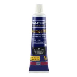 Cirage SAPHIR bleu marine - crème de luxe en tube