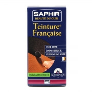 Saphir Black Shoe Dye 50ml