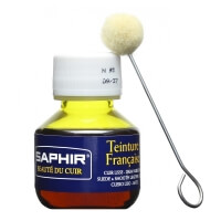 Saphir Base Yellow Shoe Dye 50ml