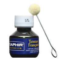 Saphir Navy Blue Shoe Dye 50ml