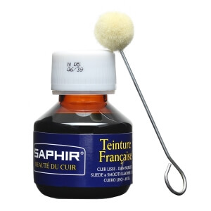 Saphir Dark Brown Shoe Dye 50ml