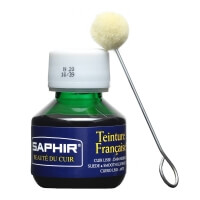 Saphir Dark Green Shoe Dye 50ml