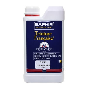 Saphir Purple Base Shoe Dye 500ml