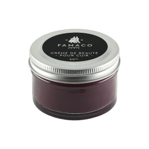 Famaco Aubergine Shoe Cream