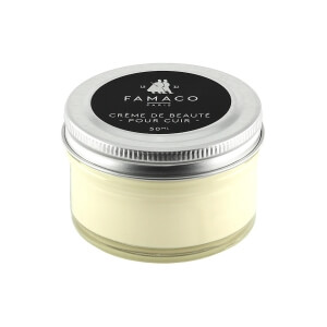 Famaco Light Beige Shoe Cream