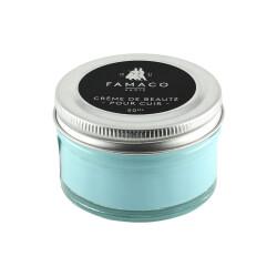Crème de cirage FAMACO Bleu ciel