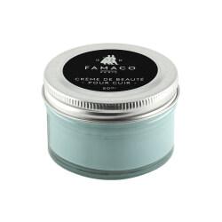 Famaco Pastel Blue Shoe Cream