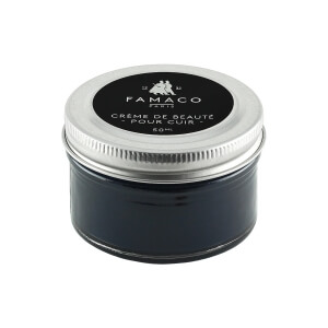 Famaco Navy Blue Shoe Cream