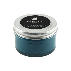 Famaco Horizon Blue Shoe Cream