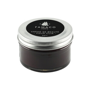 Famaco Bordeaux Shoe Cream