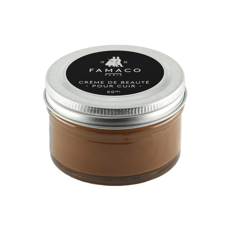 Crème de cirage FAMACO London clair