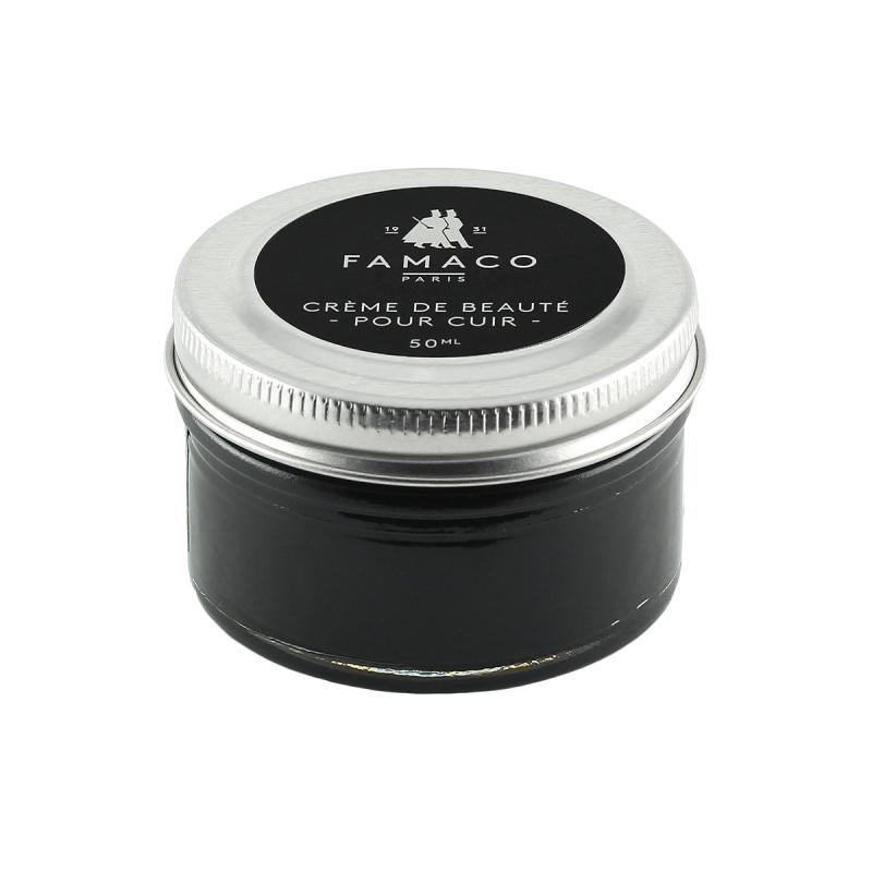 Crème de cirage FAMACO Noir