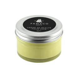 Crème de cirage FAMACO Pistache