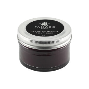 Famaco Plum Shoe Cream