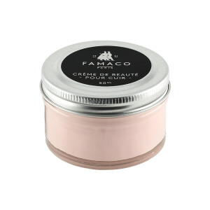 Famaco Candy Pink Shoe Cream