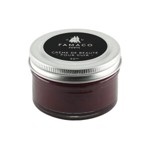 Famaco Black Rose Shoe Cream