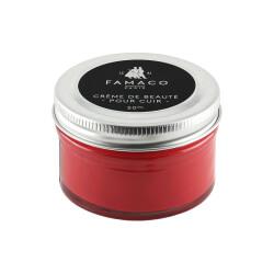 Famaco Bright Red Shoe Cream