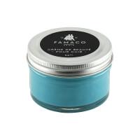 Crème de cirage FAMACO Turquoise