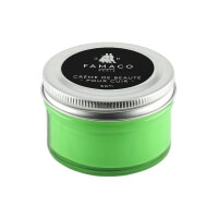 Famaco Kiwi Apple Green Shoe Cream