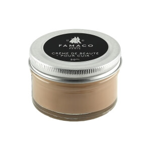 Famaco Dark Beige Shoe Cream