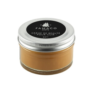 Famaco Wax Brown Shoe Cream