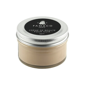 Famaco Natural Leather Shoe Cream