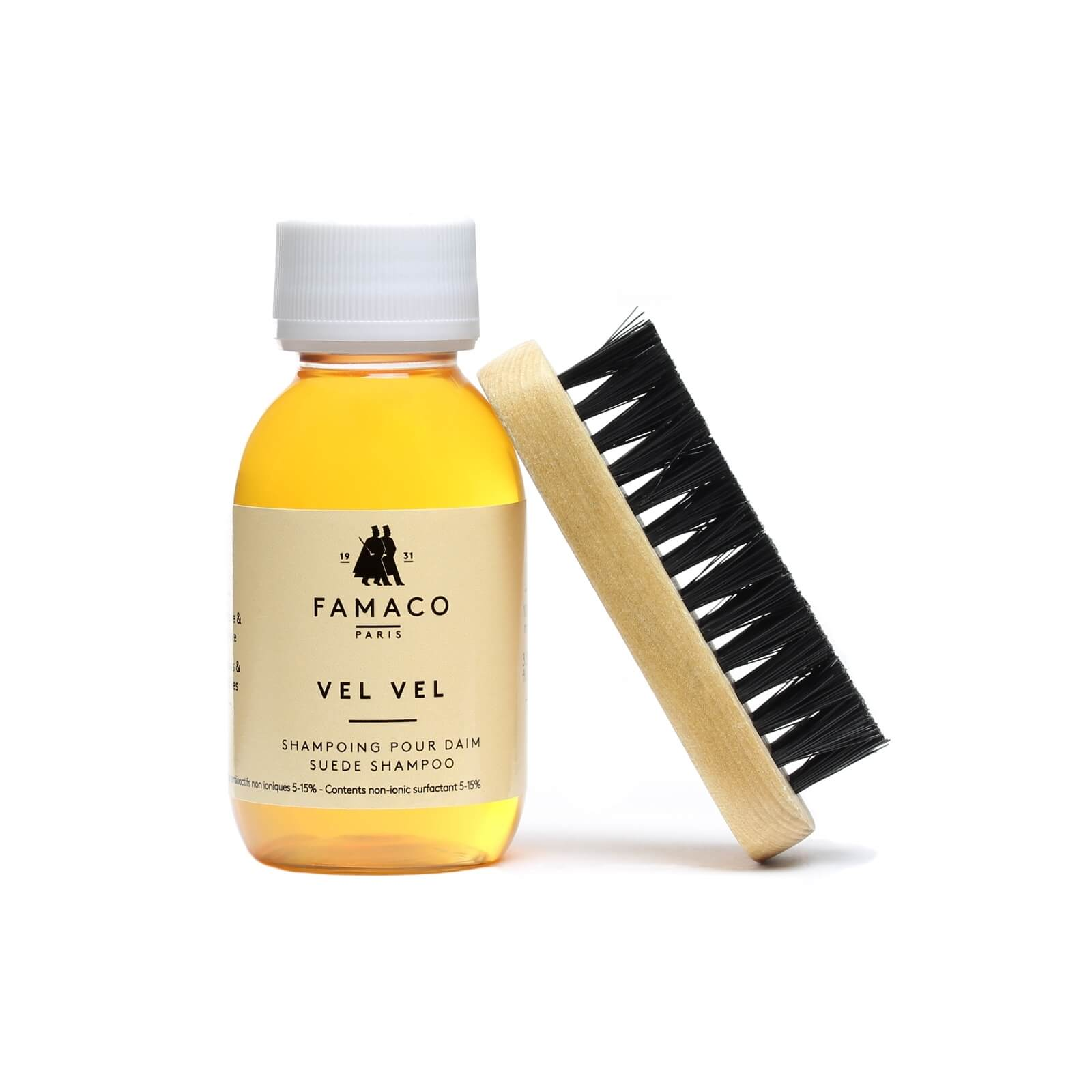famaco vel vel suede cleaner for shoes
